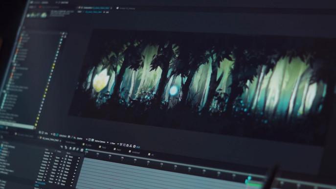 Cutscene Animation