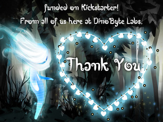 Our Kickstarter Quest is a Success!
