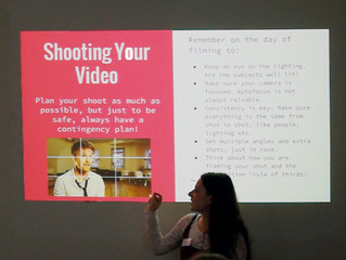 Producing Video Content to Connect With Students