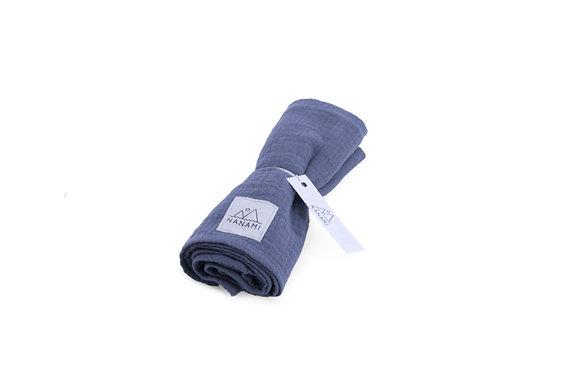 Swaddle Denim blue 60x60