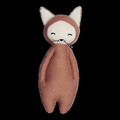 Soft rattle Fox