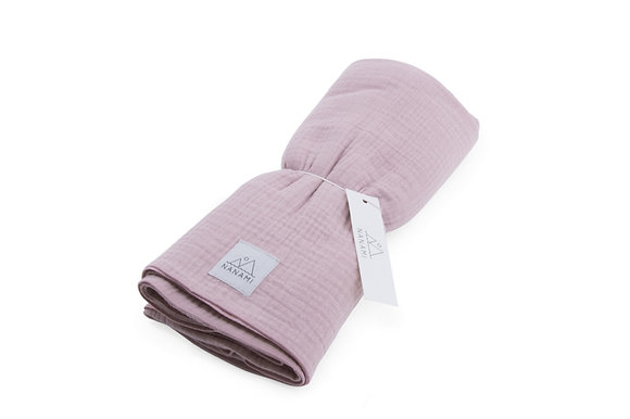 Swaddle pink 130x130