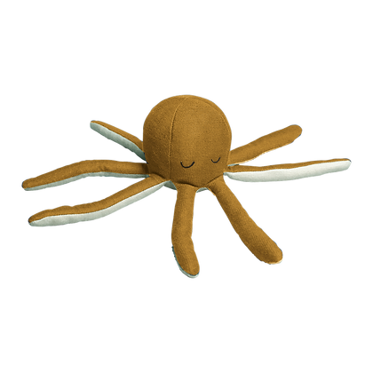Octopus Rattle Oker