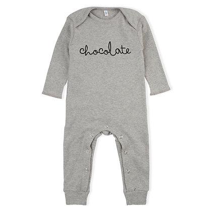 Playsuit Chocolate