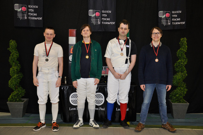 Secondary Epee
