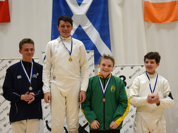 Under 15 Boys' Epee