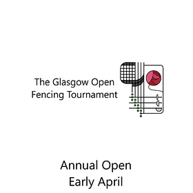 The Glasgow Open Fencing Tournament