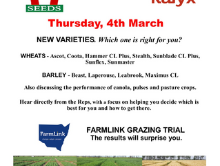 Trial Results - 4th March 2021