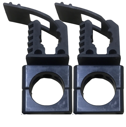 "1.5"" Stablecamper Ladder Mount with Mini Quick Fist (2 Mounts Per Set)"