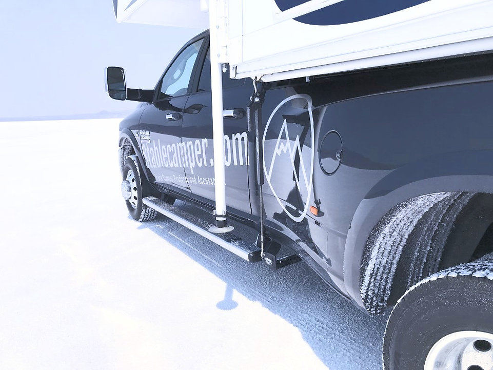 Stablecamper Truck Camper Products and Accessories