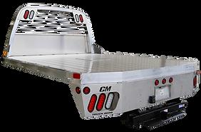 AL RD Aluminum Flat Deck Body