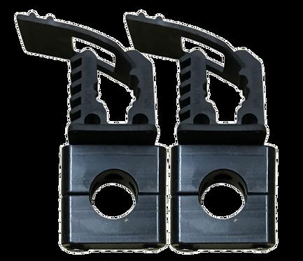 "1"" Stablecamper Ladder Mount with Mini QuickFist (2 Mounts Per Set)"