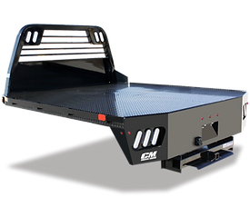 CM RD Steel Flat Deck Body