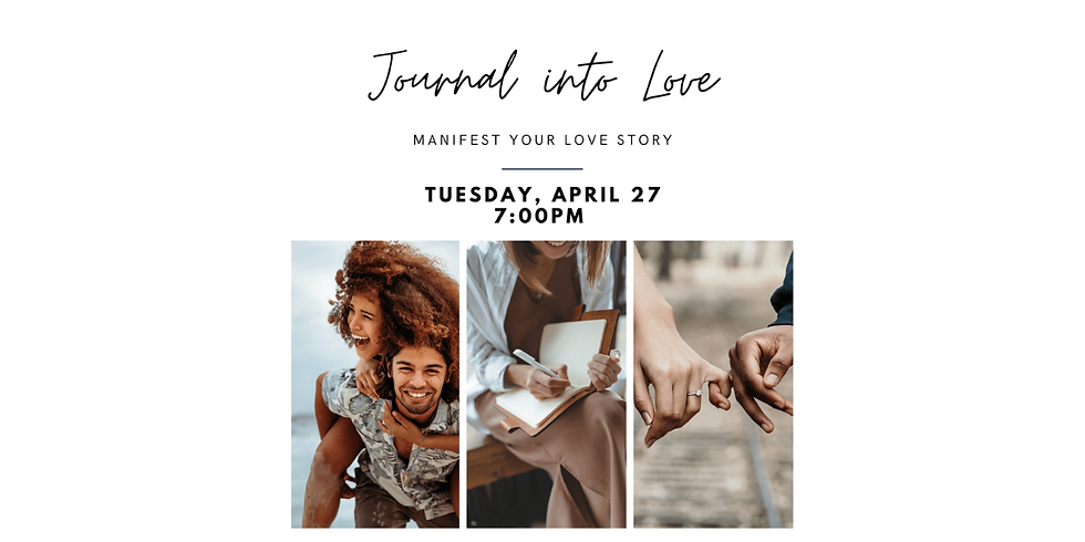 Journal Into Love