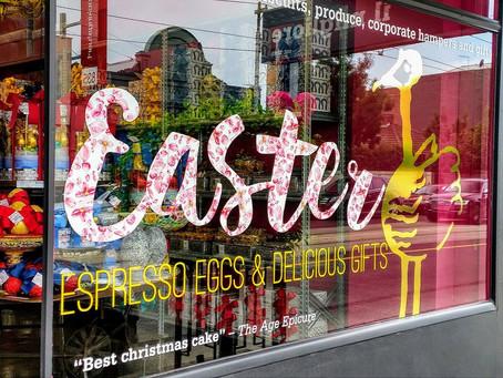 Easter Signage...