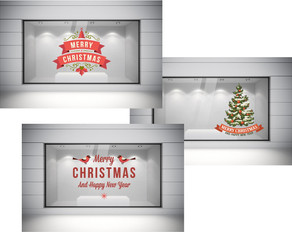Christmas Windows...