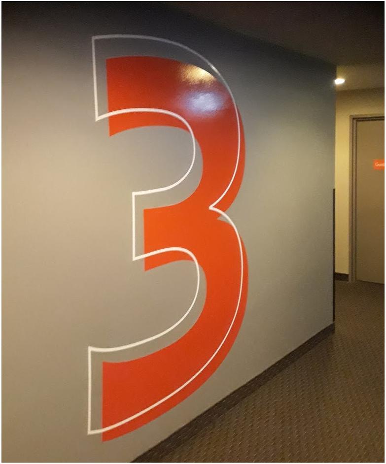 IBIS floor numbers