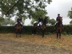 Hickstead 2018 4th Place