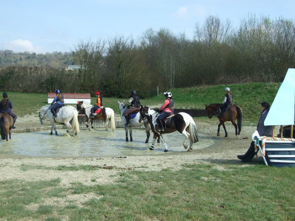 Bonfleur XC Training