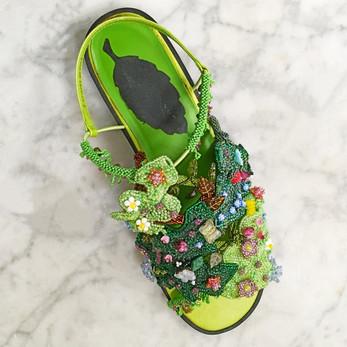 Persephone's Sandal