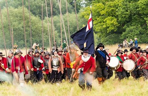 T5-3- Group of the English Civil War Soc