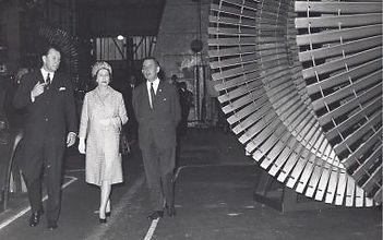 T2-3-Royal visit to Willans,  1967-Rugby
