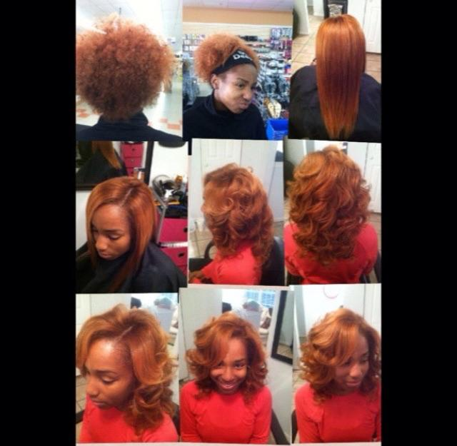 Sew-in by TSCouture