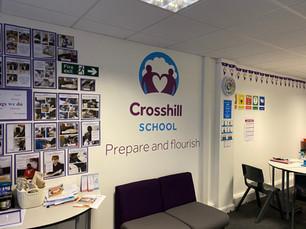 Crosshill Signage