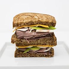 Wyoming Beef Sandwich