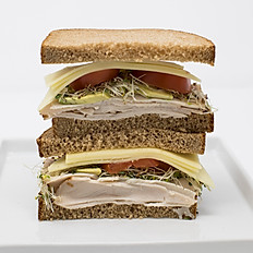 Turkeygurkin Sandwich