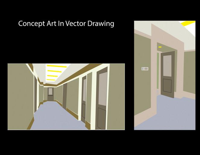 .CONCEPT ART VECTOR.