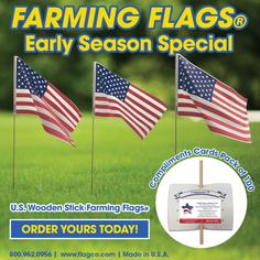 2021 Farming Flags