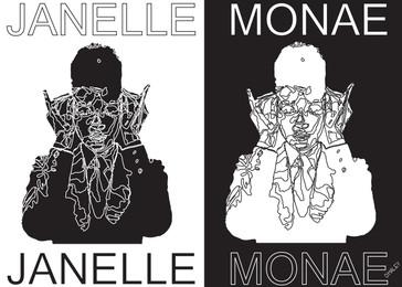 .JANELLE MONAE.
