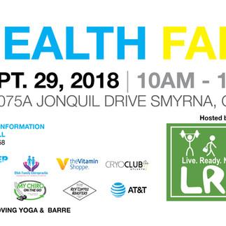 Health Fair Ad (Facebook)