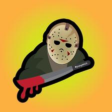 .Jason Sticker.