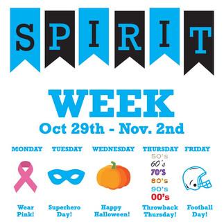Spirit Week (Instagram)
