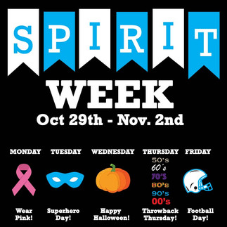 Spirit Week 2 (Instagram)