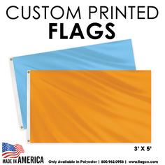 2021 Custom Flags