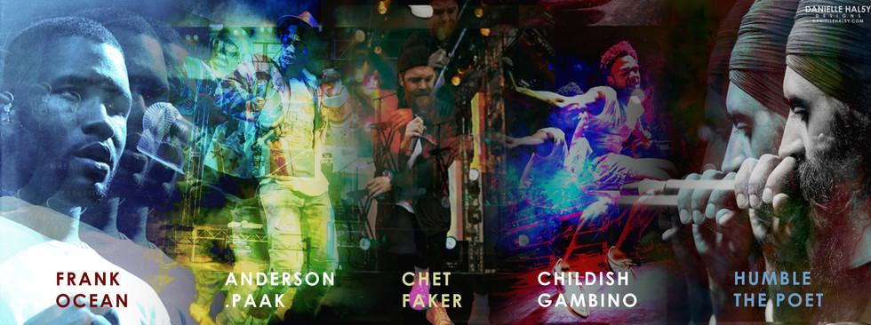 .AUSTIN CITY LIMITS MUSIC FESTIVAL 2.