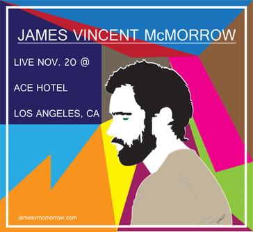 .JAMES VINCENT MCMORROW.