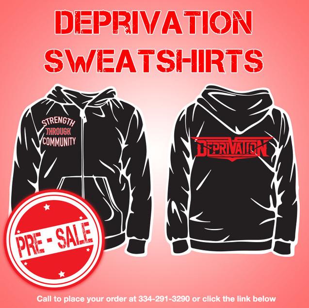 Sweatshirts Pre Order Post (Instagram)