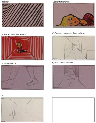 .STORYBOARD PAGE 1.