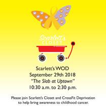 .Scarlett's WOD.