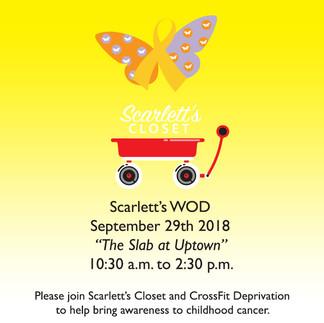 Scarlett's WOD (Instagram)