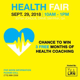 Health Fair Post 4 (Instagram)