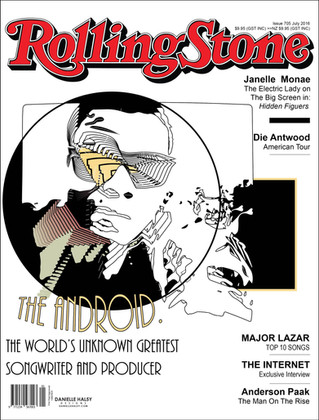.THE ANDROID ROLLING STONE.