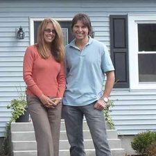 Garth Briscoe Rehab Deal Capital Home Buyers, LLC in Clifton Park, NY Garth Briscoe with Gina Briscoe