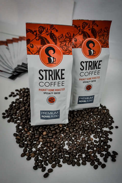 Strike Coffee : Premium Royal Blend