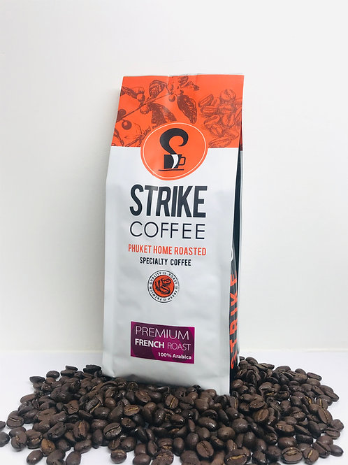 Strike Coffee : Premium French Roast