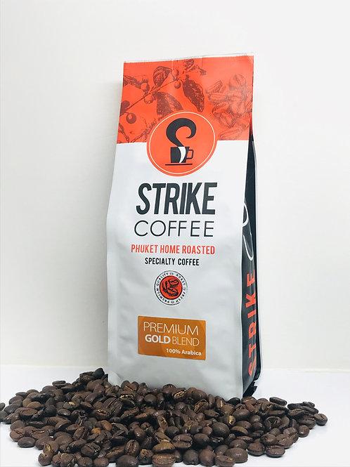 Strike Coffee : Premium Gold Blend